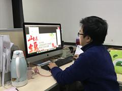 专访报告上的二维码作品制作团队 揭秘二维码作品诞生过程