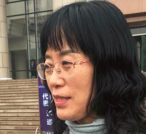 省人大代表崔洪霞:保护传承渤海革命老区红色文化
