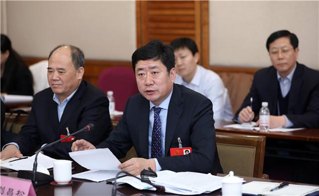 省人大代表刘昌松:探索建立生活垃圾分类处理新机制 推动乡村生态振兴
