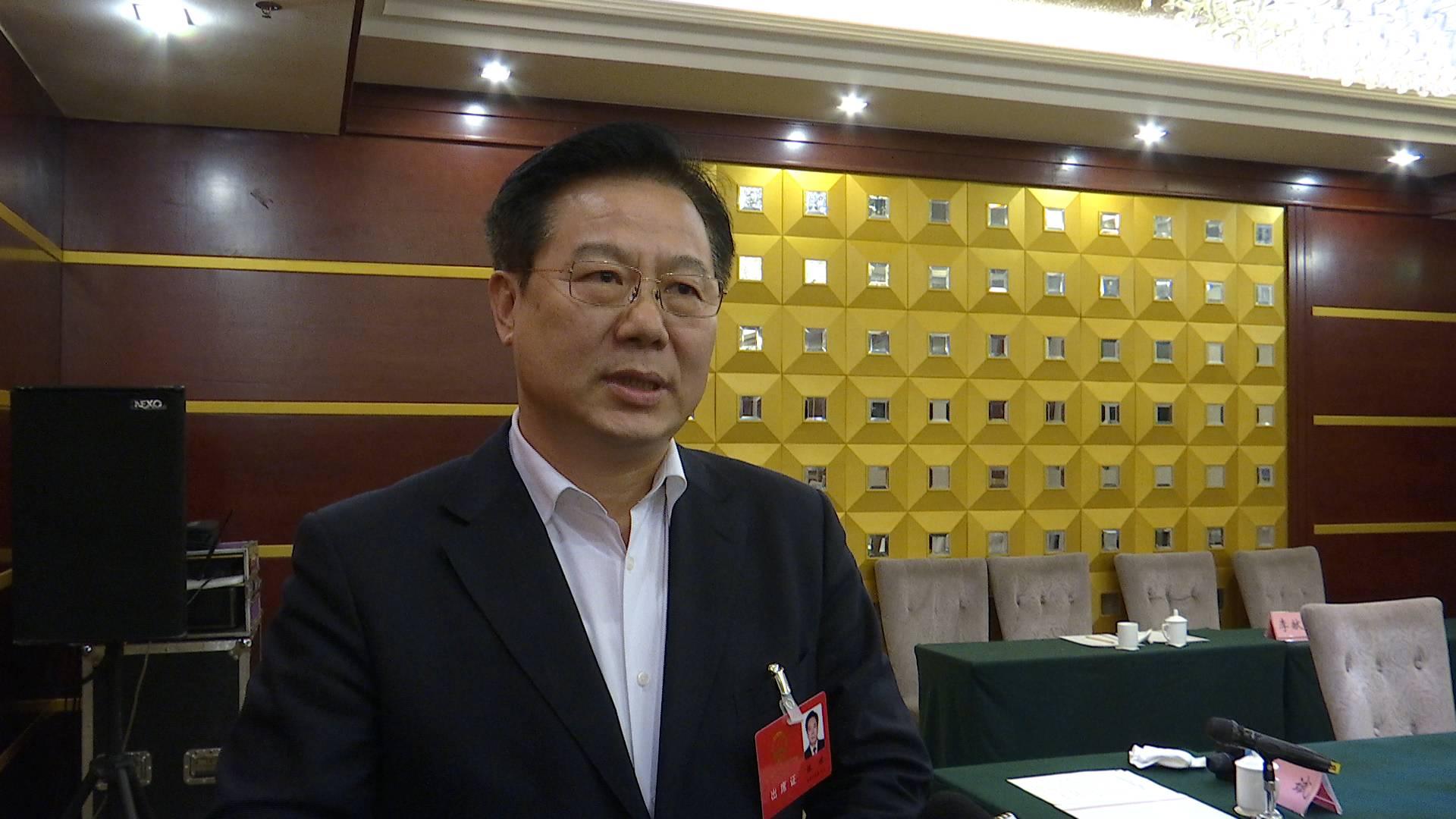 省人大代表张斌:加快十强产业布局 提高战略性新兴产业贡献占比