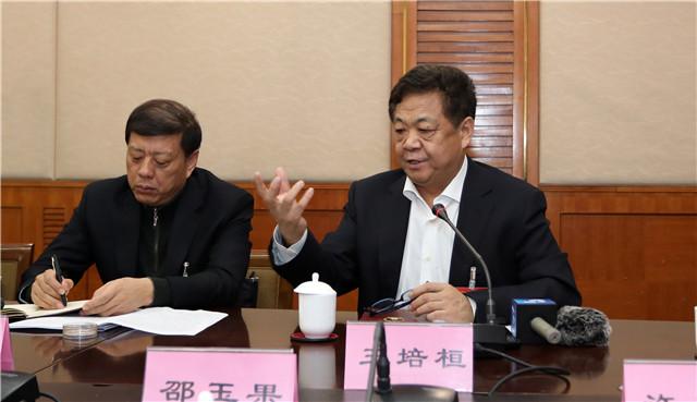 省人大代表王培桓:消费增速高于GDP增速2.4个百分点 带来农业发展新机遇