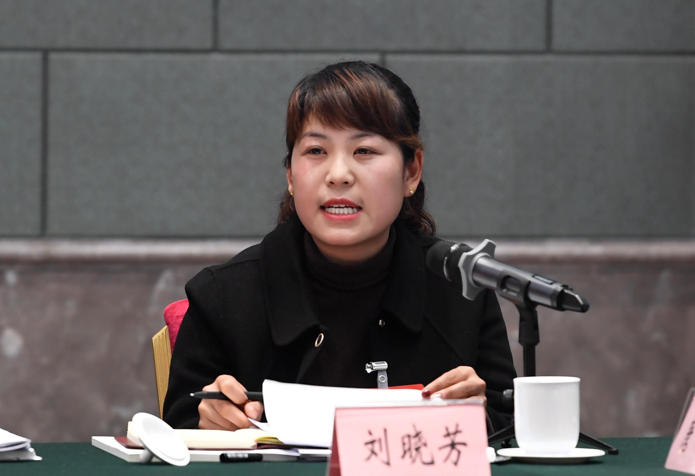 """省人大代表刘晓芳:""""环保+特色"""" 全域旅游助力乡村振兴"""