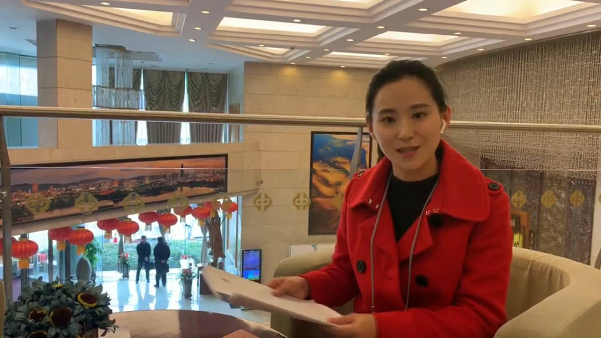 【两会真观察】省人大代表邵莉:构建多式联运体系 将济南打造成国际内陆港