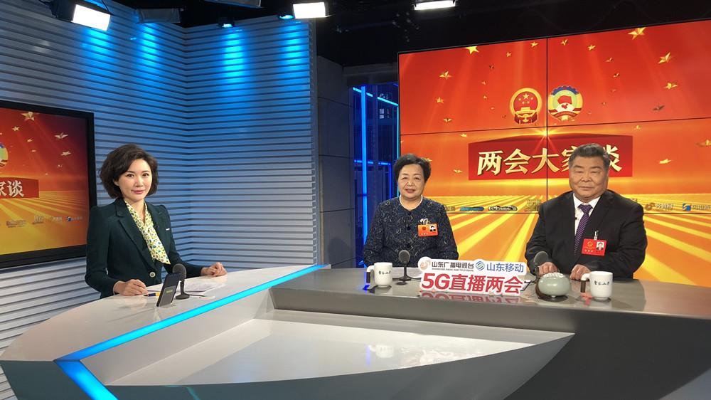两会大家谈丨全国人大代表王银香:农村要留住人才才能实现振兴