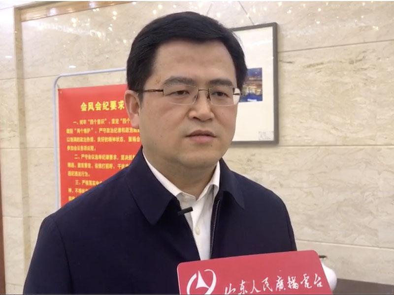 省人大代表、菏泽市委书记孙爱军:增强干部善干善谋的能力 推动工作落实落地