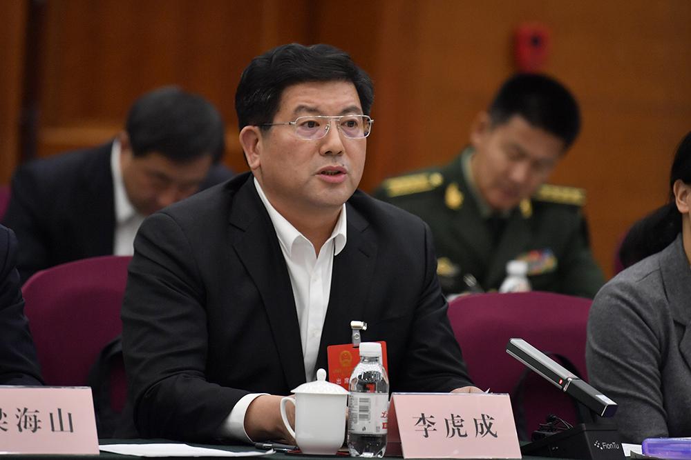 """平度市长李虎成:为打造乡村振兴齐鲁样板提供""""平度示范"""""""