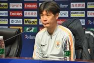 李霄鹏首谈鲁能赛季目标 直言两将表现超预期