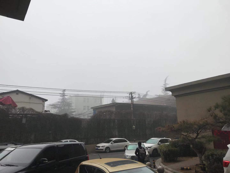 海丽气象吧 | 大雾预警升级为橙色! 山东多条高速收费站临时封闭