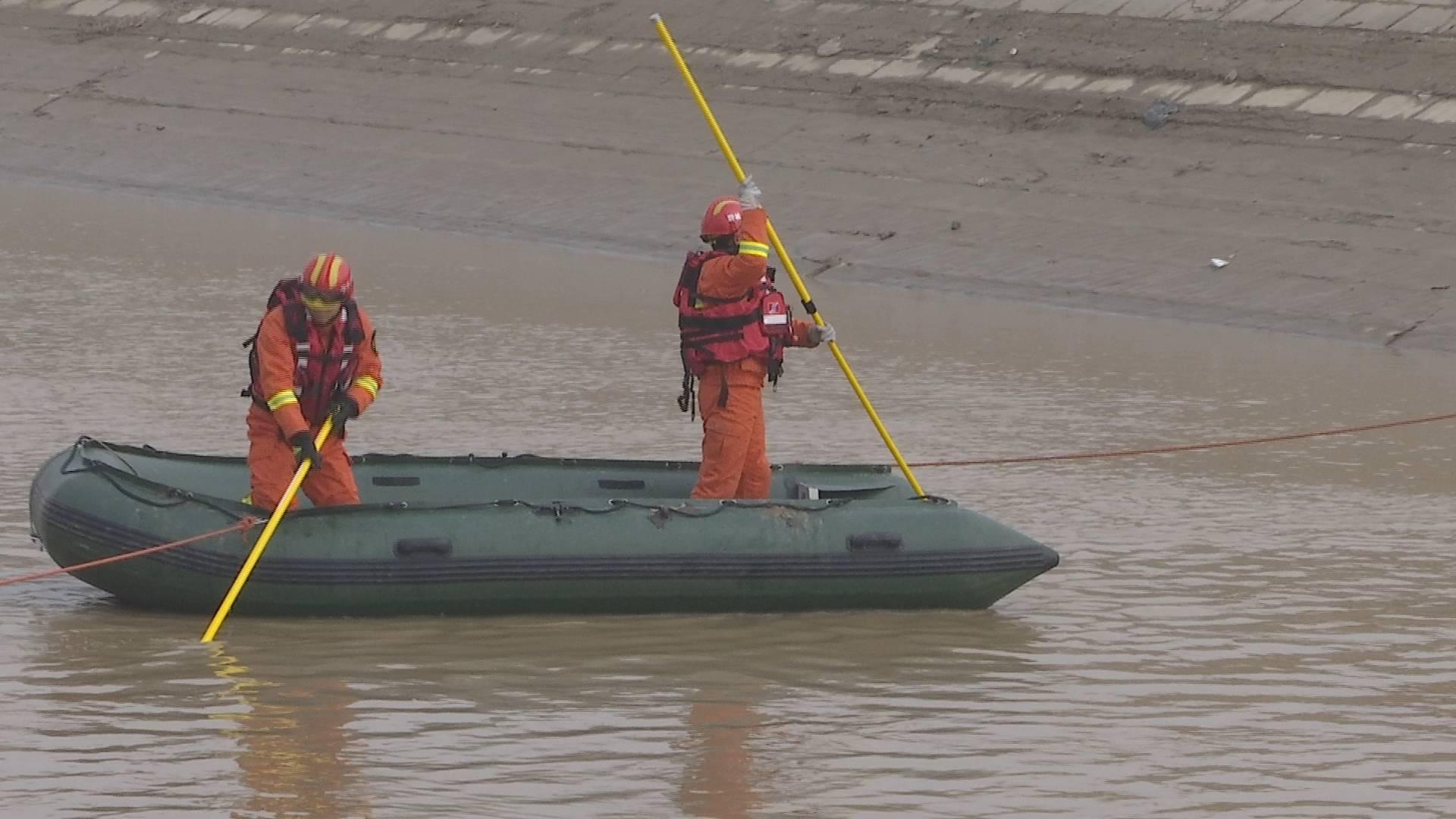 36秒|聊城一15岁男孩不幸落水 搜救仍在继续