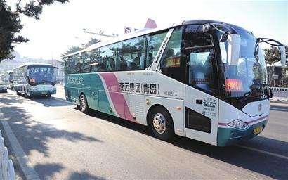 担当作为抓落实   青岛交运集团:充分发挥交通服务基础性、先导性作用