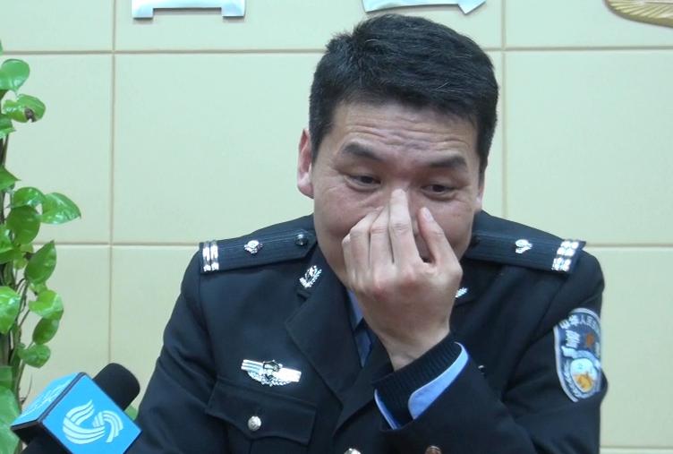 视频丨山东好人——硬汉警察泪目诠释:小到受伤大到牺牲都正常