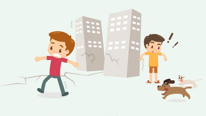科学防震、被埋自救、余震避险……分享这份超全地震科普知识,让身边人都知道!