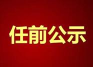 泰安发布干部任前公示 22名同志拟提拔重用