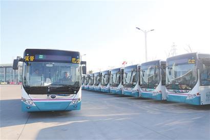 下月起青岛7路和371路公交线进行局部优化调整