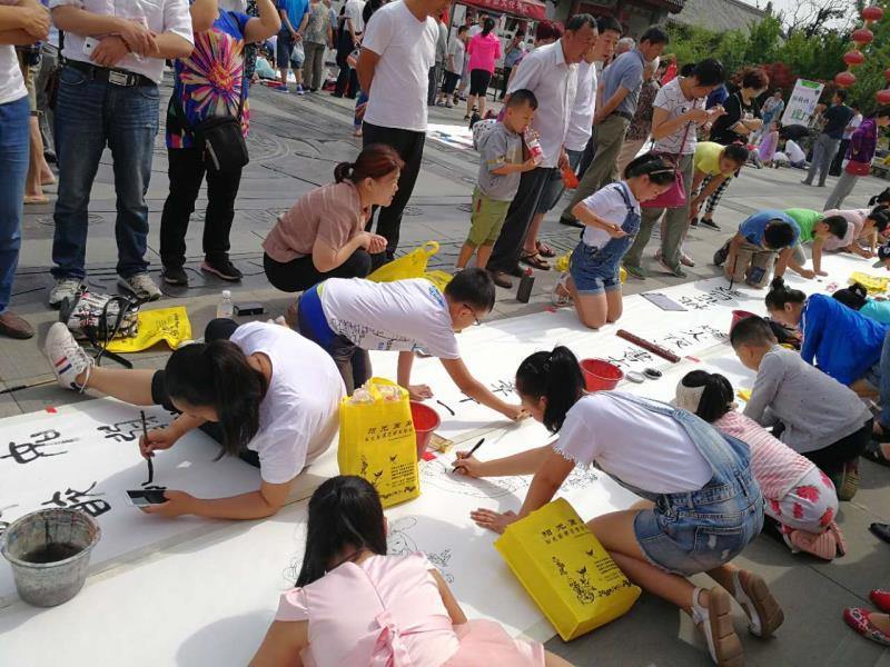 第八届潍坊市少儿书画大赛暨优秀作品展开始征稿啦 截止4月20日