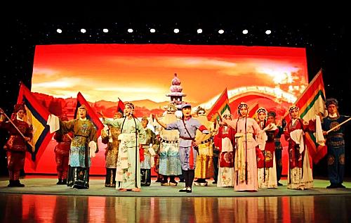 """文化惠民、送戏下乡 26日开始寿光市民可免费观看这6场""""大戏"""""""
