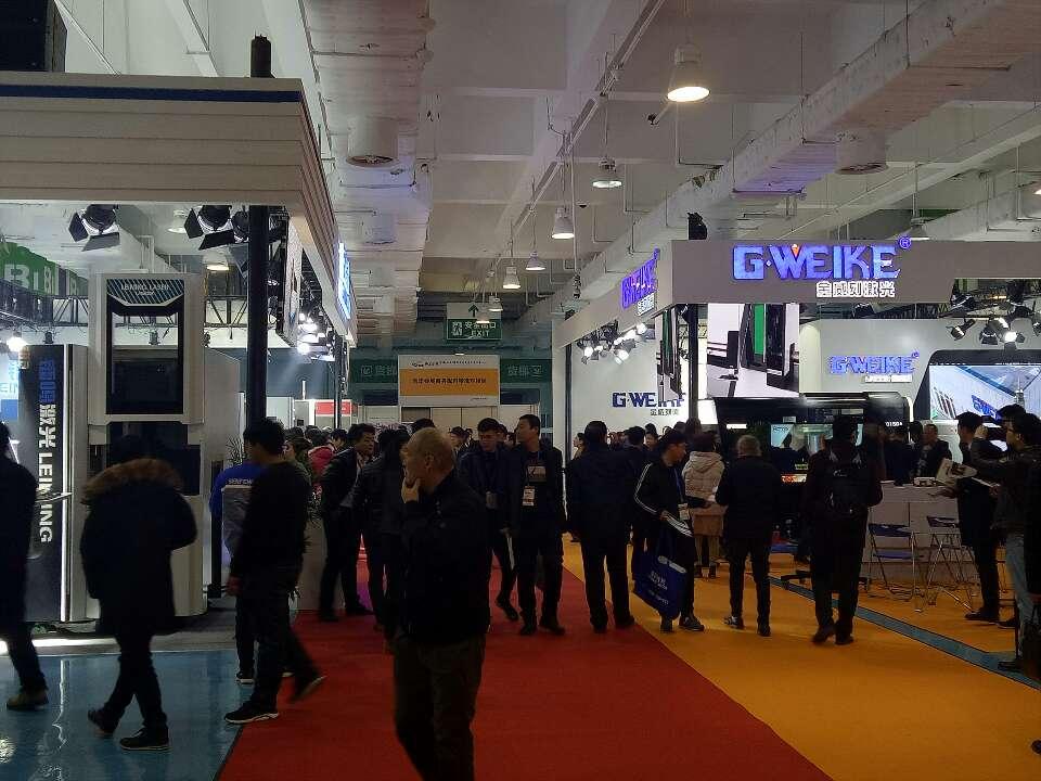 5000余台新设备和新技术亮相第十四届山东装备博览会