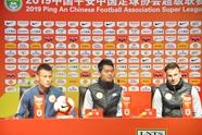 北京人和主帅:原以为格德斯会出战 进球是球队首要任务