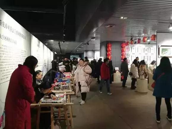 山东重庆两地非遗扶贫培训成果展3月1日举行