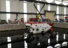 蛟龙号大修与技术升级转段完成 转入水池试验