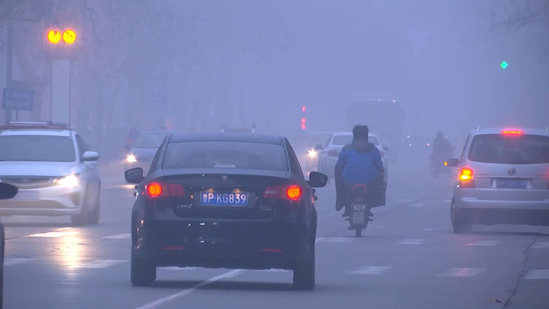 海丽气象吧丨山东中南部地区明后两天有小雨 重污染天气仍将持续