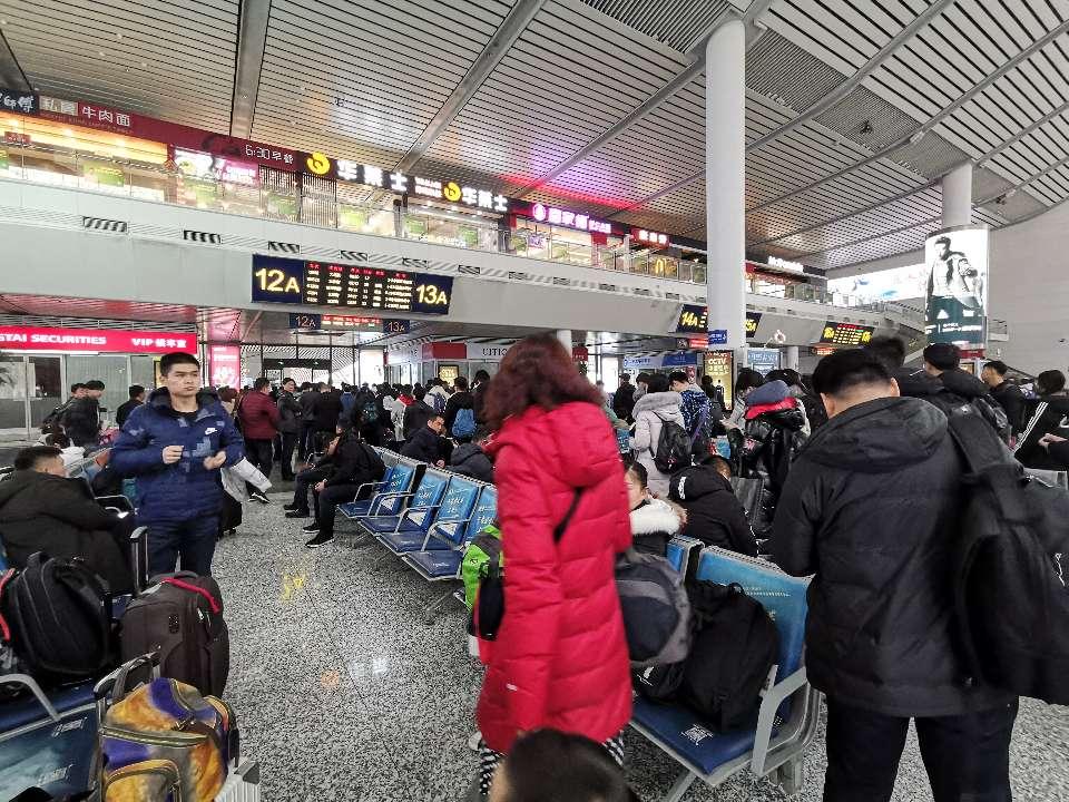 2019年铁路春运落下帷幕 济南局发送旅客1600万人次