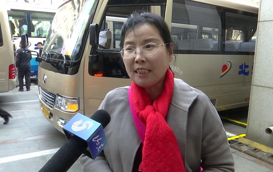 全国人大代表窦延丽:最关心的是学生心理健康和家庭教育问题