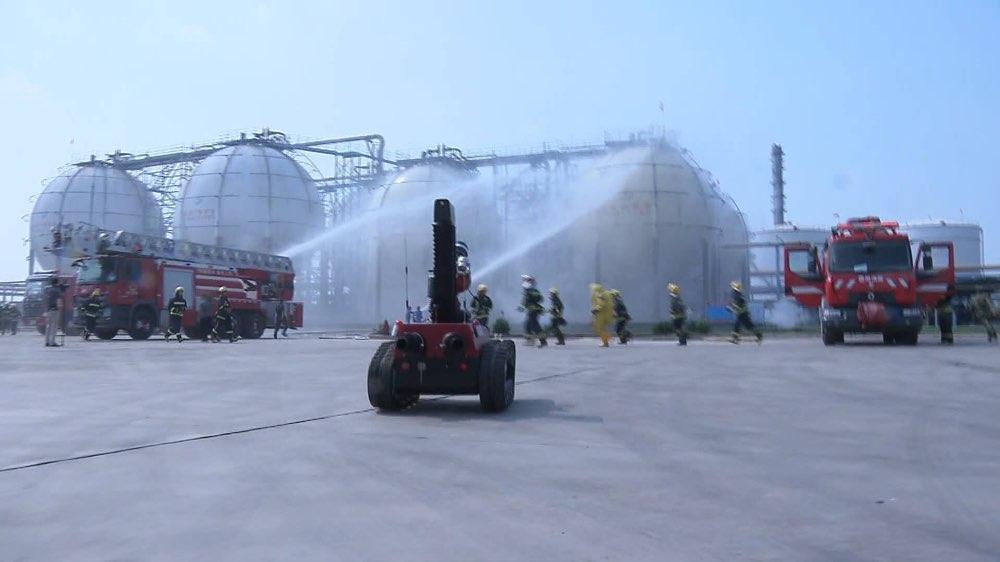 山东将新建3个省级专业应急救援中心 涉及金属冶炼等领域