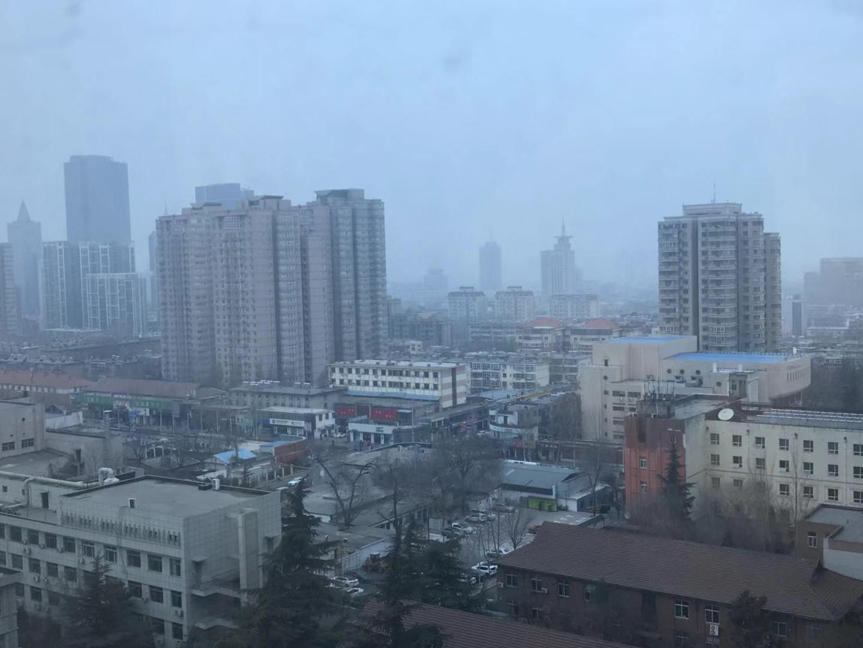 海丽气象吧丨山东全省气温将持续回升 今空气质量有所改善