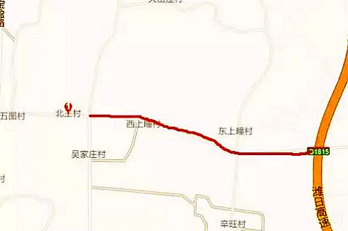 @昌乐人 4日开始这段路将封闭施工 请及时绕行