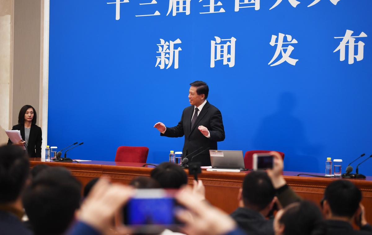 十三届全国人大二次会议3月5日开幕 会期10天半共八项议程