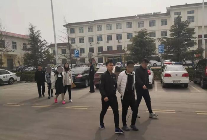 阳谷警方端掉一个网上贷款诈骗团伙 涉案50余起