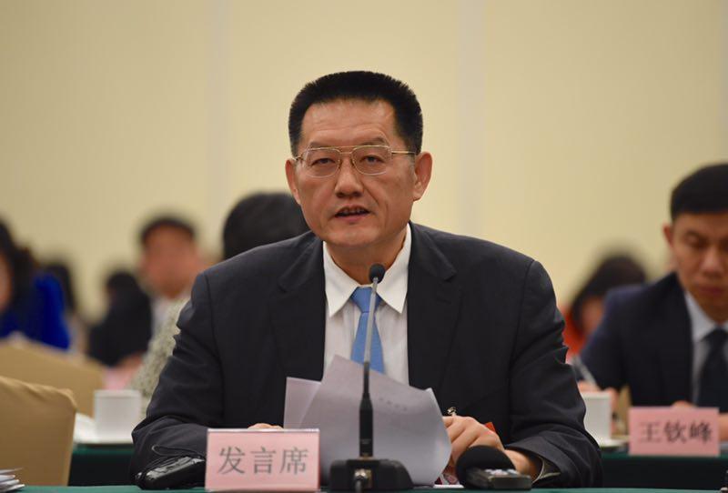省发改委主任张新文:建议继续加大对山东基础设施建设的支持力度