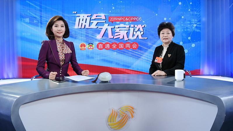 两会大家谈丨全国人大代表樊丽明:努力将山大建设成为世界一流大学