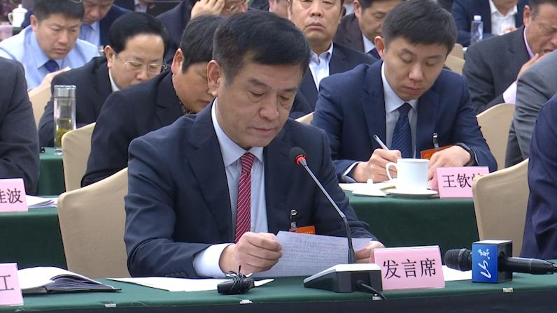 全国人大代表李树朋:制定实施《外商投资法》有助于中国企业提升国际竞争力