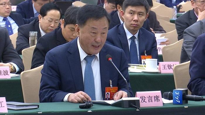 全国人大代表李玮:建议国家安全审查制度由行政法规另行规定
