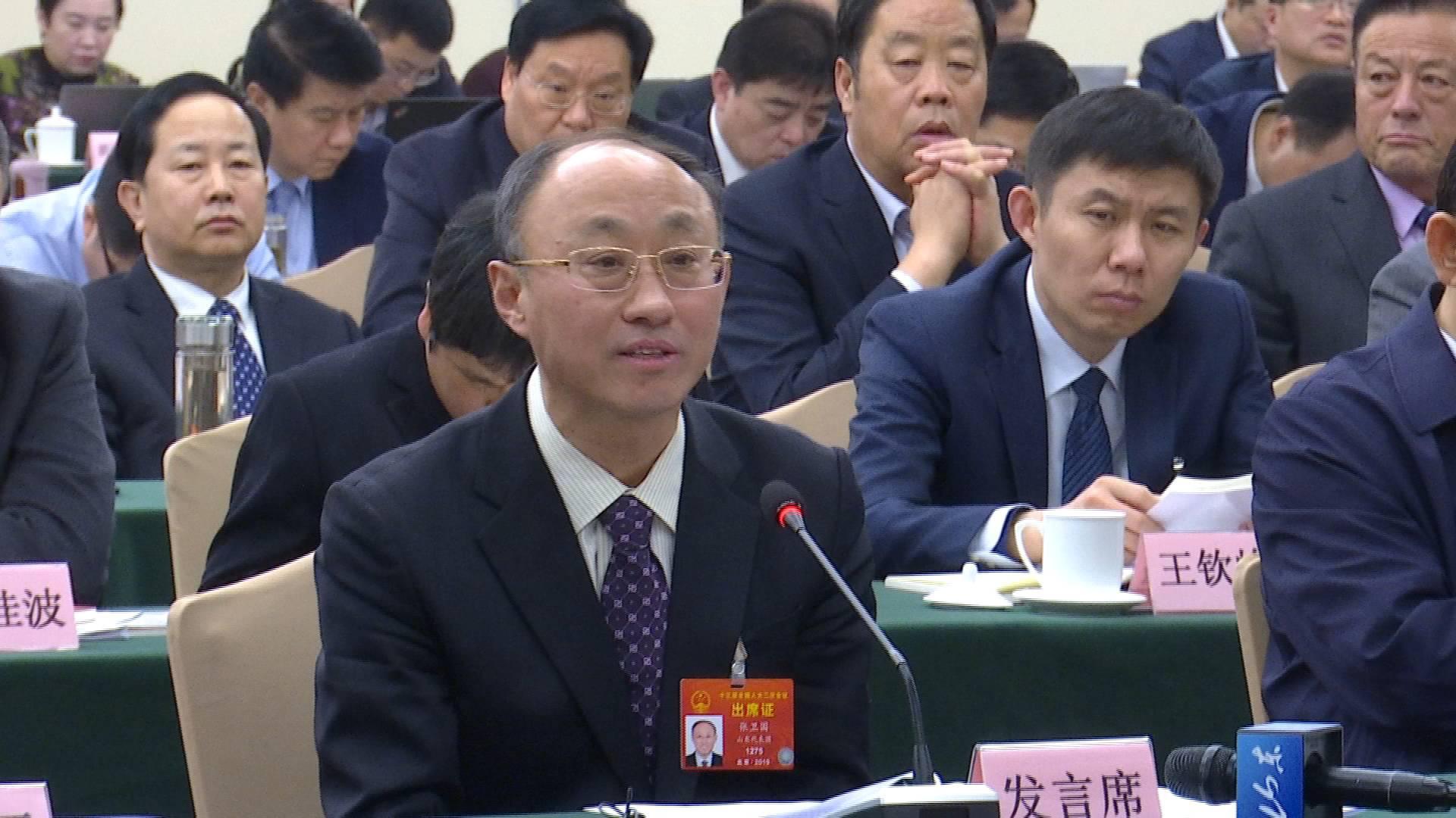 全国人大代表张卫国:保护国家和人民的根本利益,必须确保产业安全