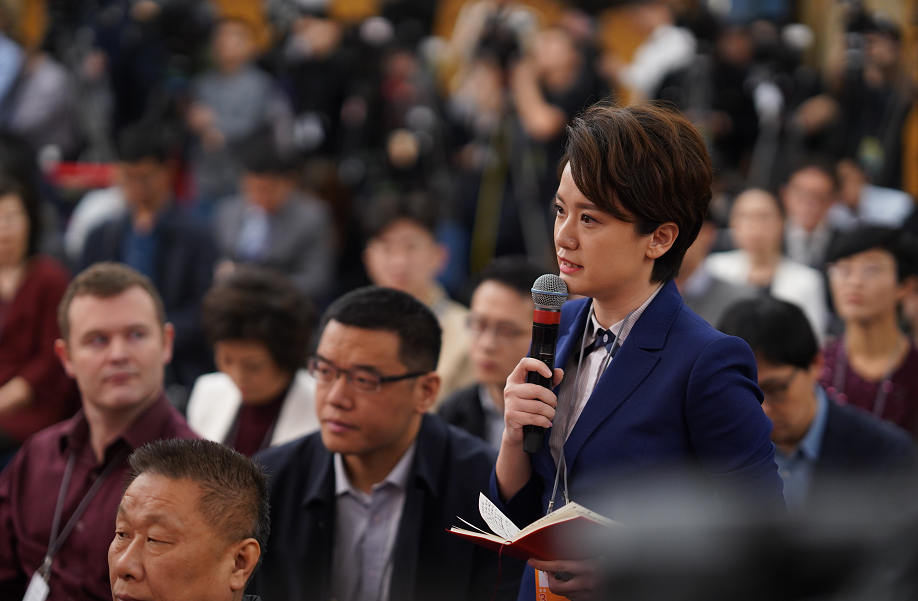 山东台记者提问科技部部长王志刚:如何让科研人员心无旁骛攻主业?