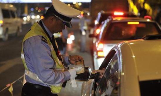 1-2月沂水49人被吊销驾驶证 酒驾司机占98%