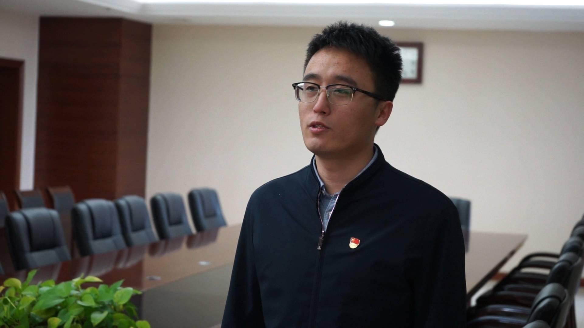 东营纪检监察干部李建林谈为基层减负:打赢纠治形式主义、官僚主义攻坚战