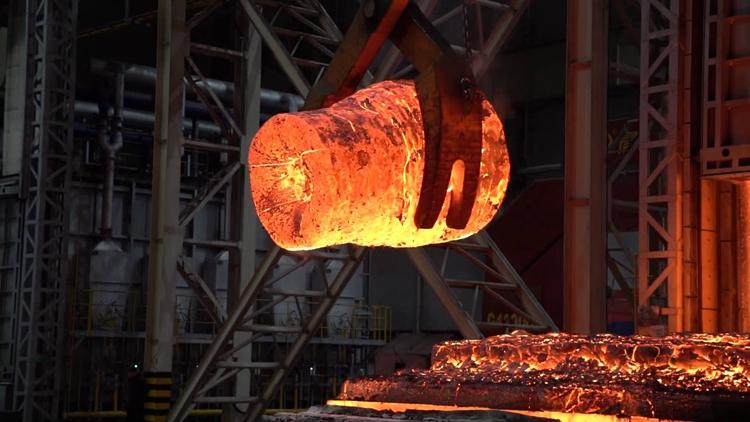 新记录!世界单体最重直径最大奥氏体不锈钢环锻件济南成功轧制