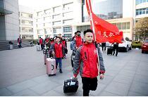 跨越4600公里!临沂大学108名师生赴新疆支教