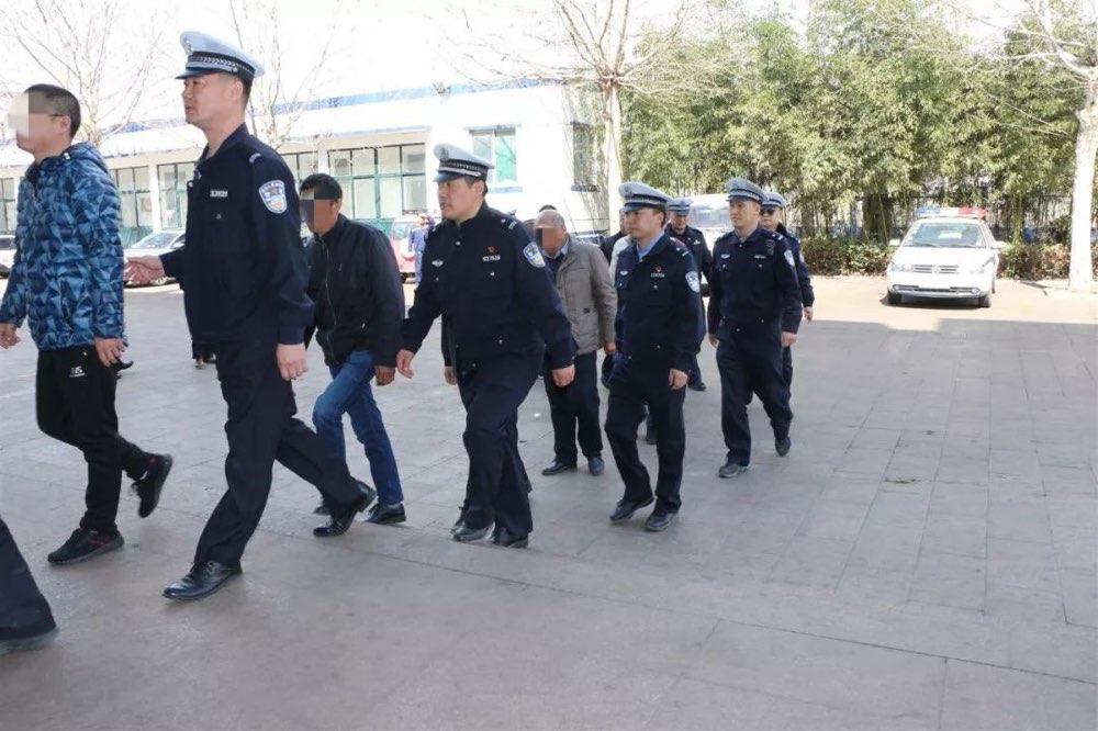 严查醉驾!桓台交警集中刑事拘留14名醉酒驾驶人员