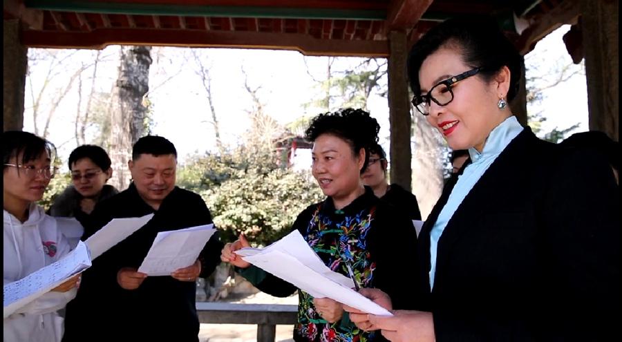 牢记嘱托 担当作为抓落实丨进机关、进企业、进乡村、进社区 中华优秀传统文化在山东焕发强大生命力