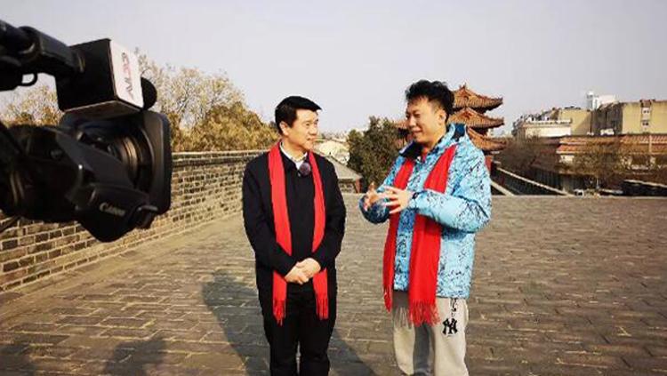 全国人大代表、泰安市委书记崔洪刚央视推介泰安美丽乡村