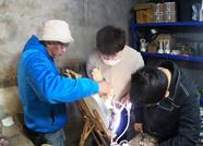 台湾大叔带动乡村振兴,新泰南泉头村这间创意工作室火了!