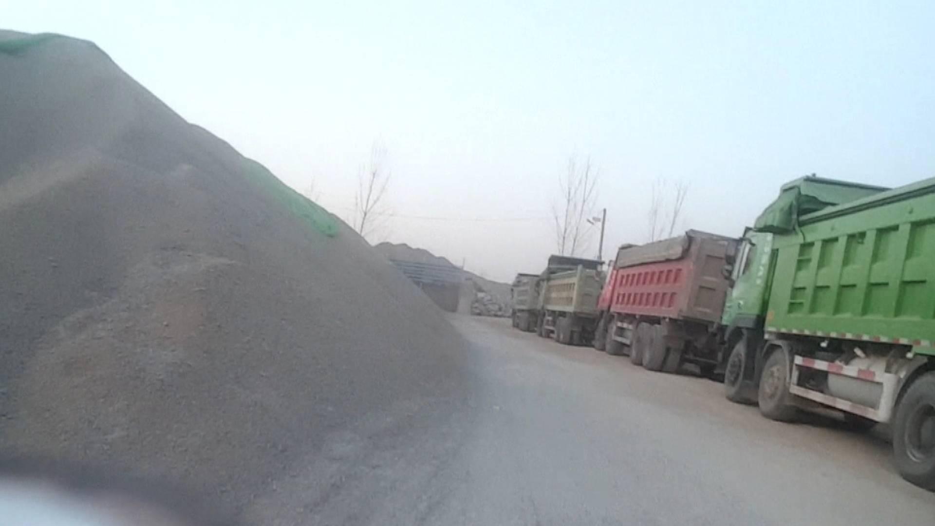 问政追踪丨枣庄五千多吨石子湿化覆盖 违规企业已被叫停