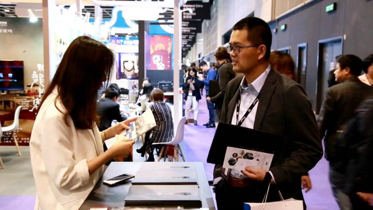 29秒丨青岛东方影都展馆首次亮相第23届香港国际影视展