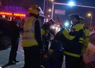滨城区开展酒后驾驶集中整治 共查处21起违法行为