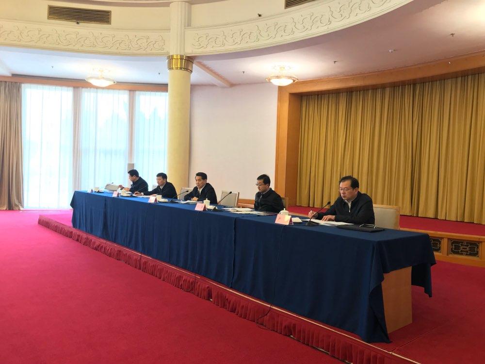 全国救灾和物资保障工作会议在济南召开